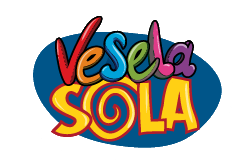 Rezultat iskanja slik za vesela Å¡ola logo